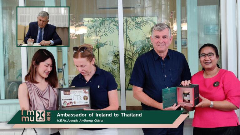 เอกอัครราชทูตไอร์แลนด์ประจำประเทศไทย